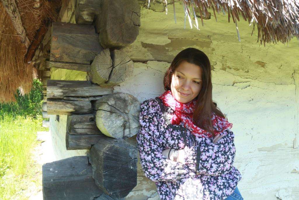Nataliya Urzhuntseva | Reiseleiterin in Kiew