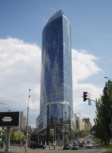 Business-Zentrum Parus