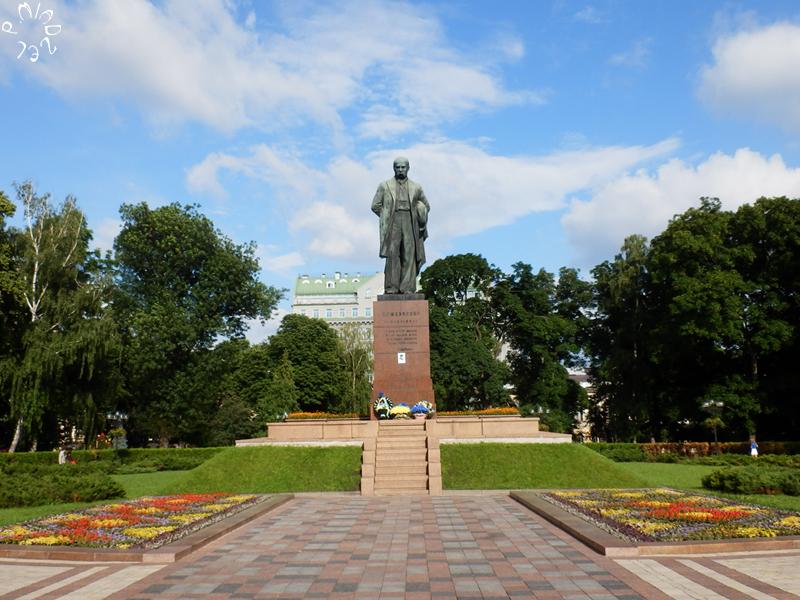 Schewtschenko-Denkmal