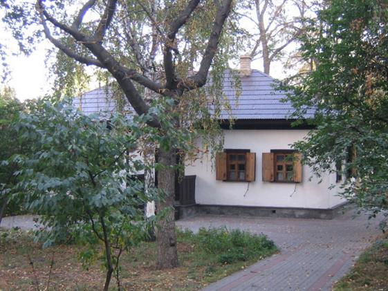 Schewtschenko-Hütte