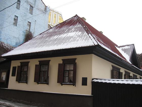 Schewtschenko-Literaturmuseum und Gedenkstätte