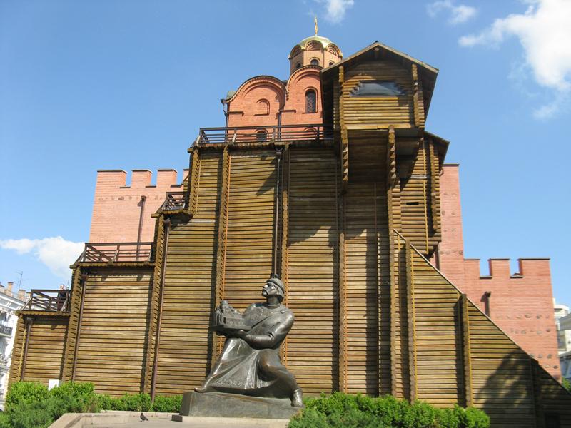 Denkmal für Jaroslaw den Weisen