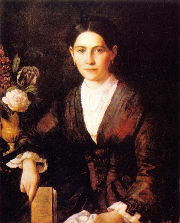 Das Porträt der Ehefrau