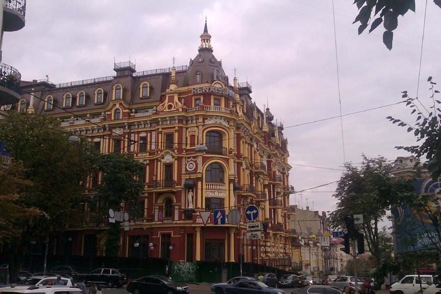 Haus im Renaissance-Stil in Kiew