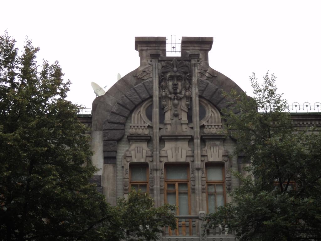 Das Haus der weinenden Witwe