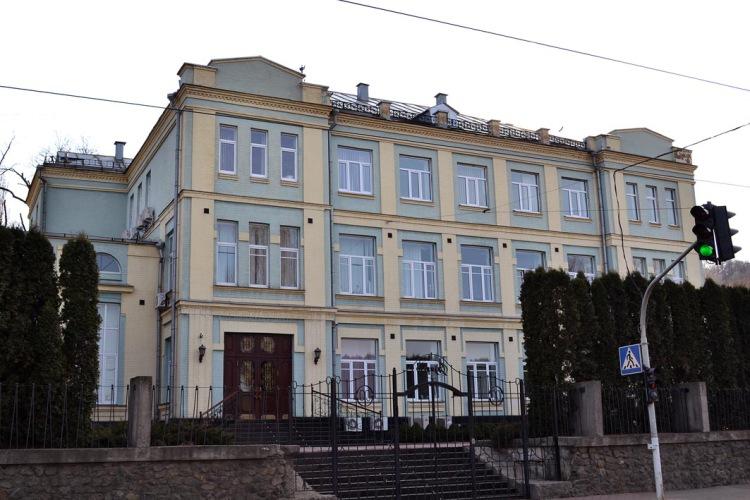 Krankenhaus des Kaufmannes Saizew