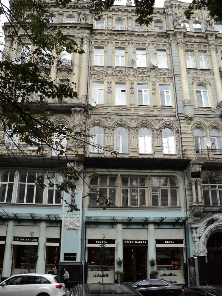 Mietshaus von Leo Ginsburg