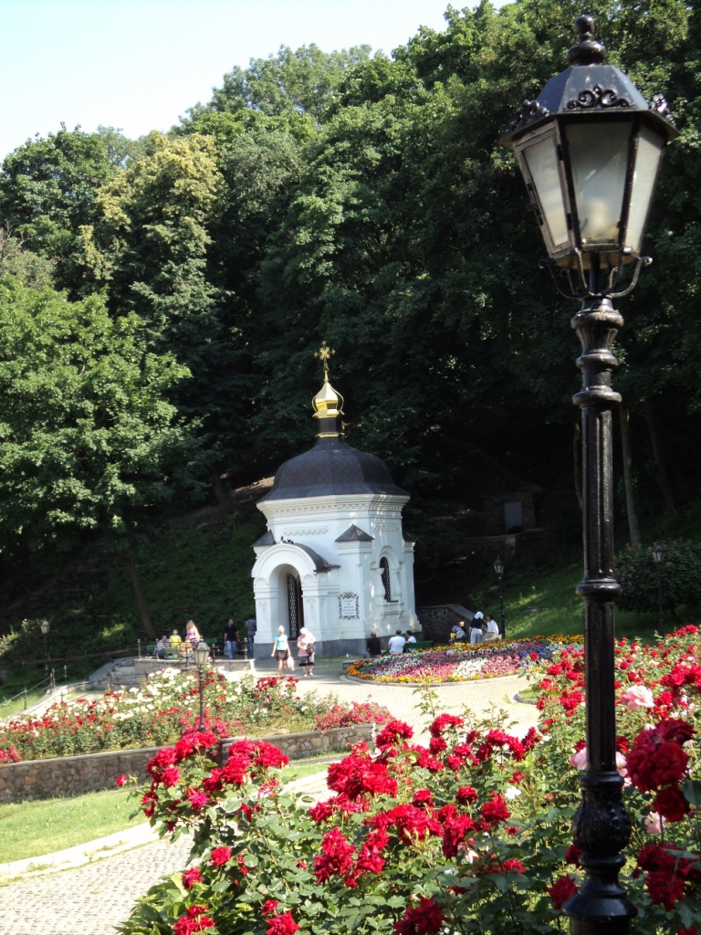 Brunnen von Heiligem Theodossi