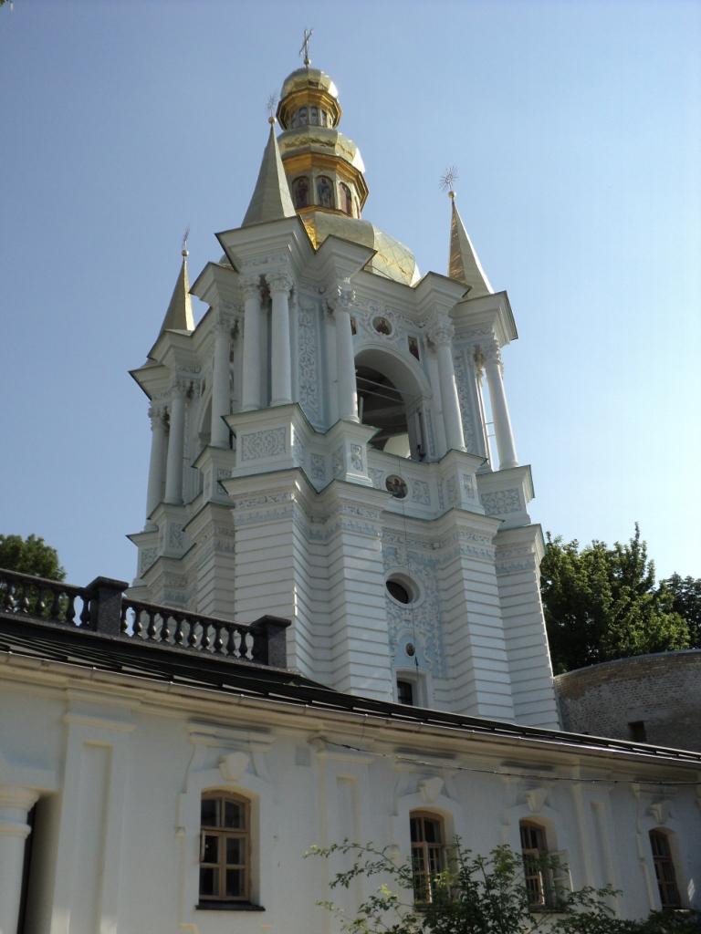 Der Glockenturm in den Fernen Höhlen