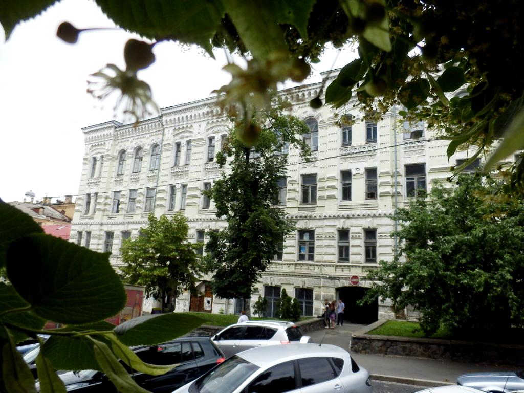 Timofejewska Straße 12, heute Mykhailo Kotsiubynsky Straße 12