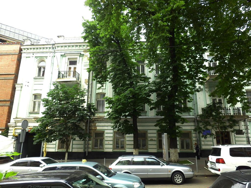 Puschkinska Straße 40