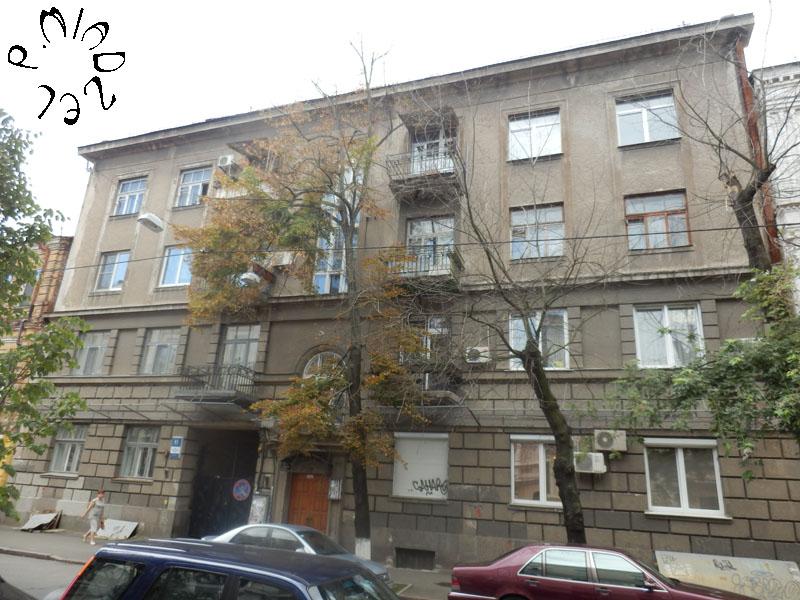 Wohnhaus von Dmitri Grawe
