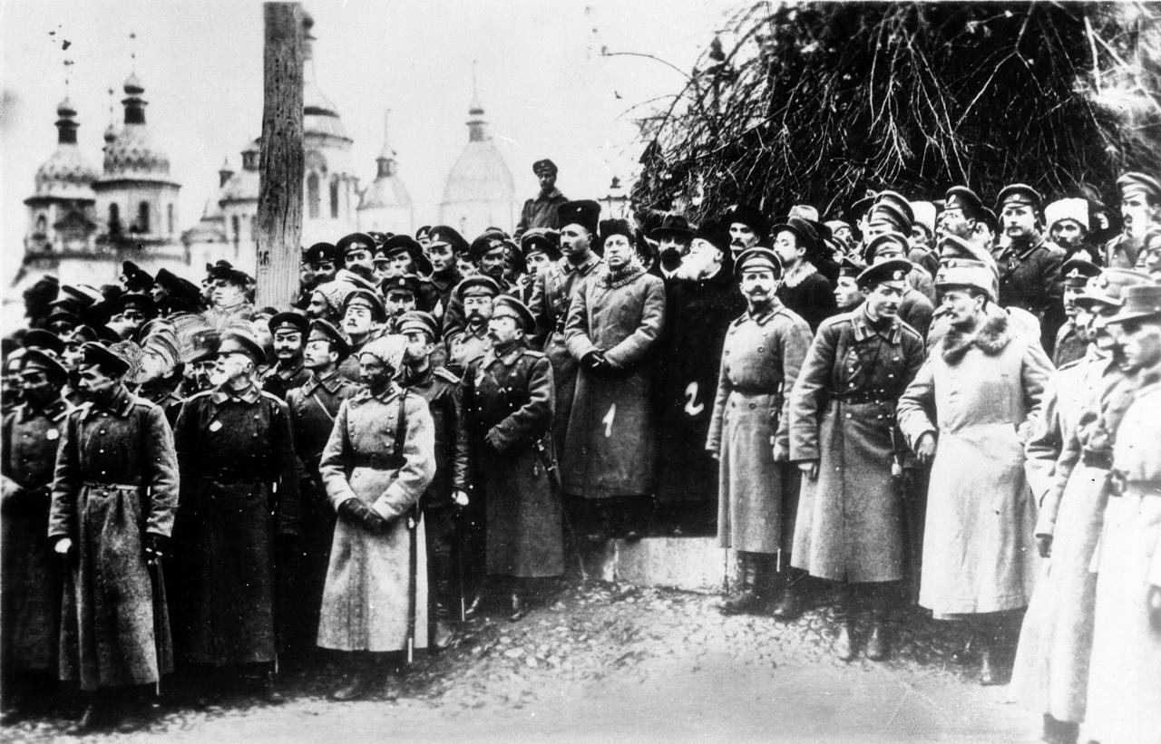 Proklamation der Unabhängigkeit der Ukrainischen Volksrepublik