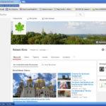 Der YouTube-Kanal Reisen Kiew, youtube.com/ReisenKiew