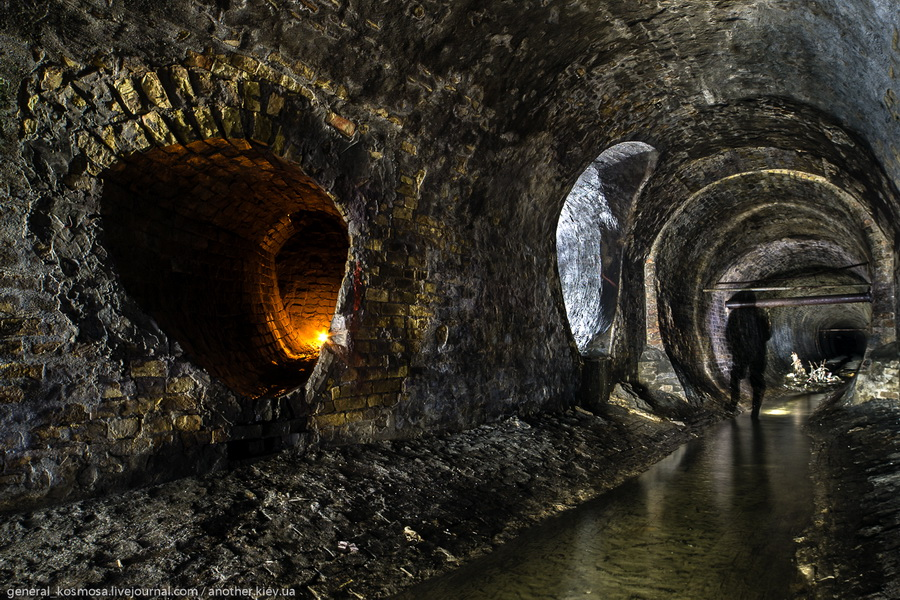 unterirdisches Kiew