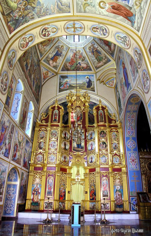 Heilige-Barbara-Schiff der Michaelskathedrale