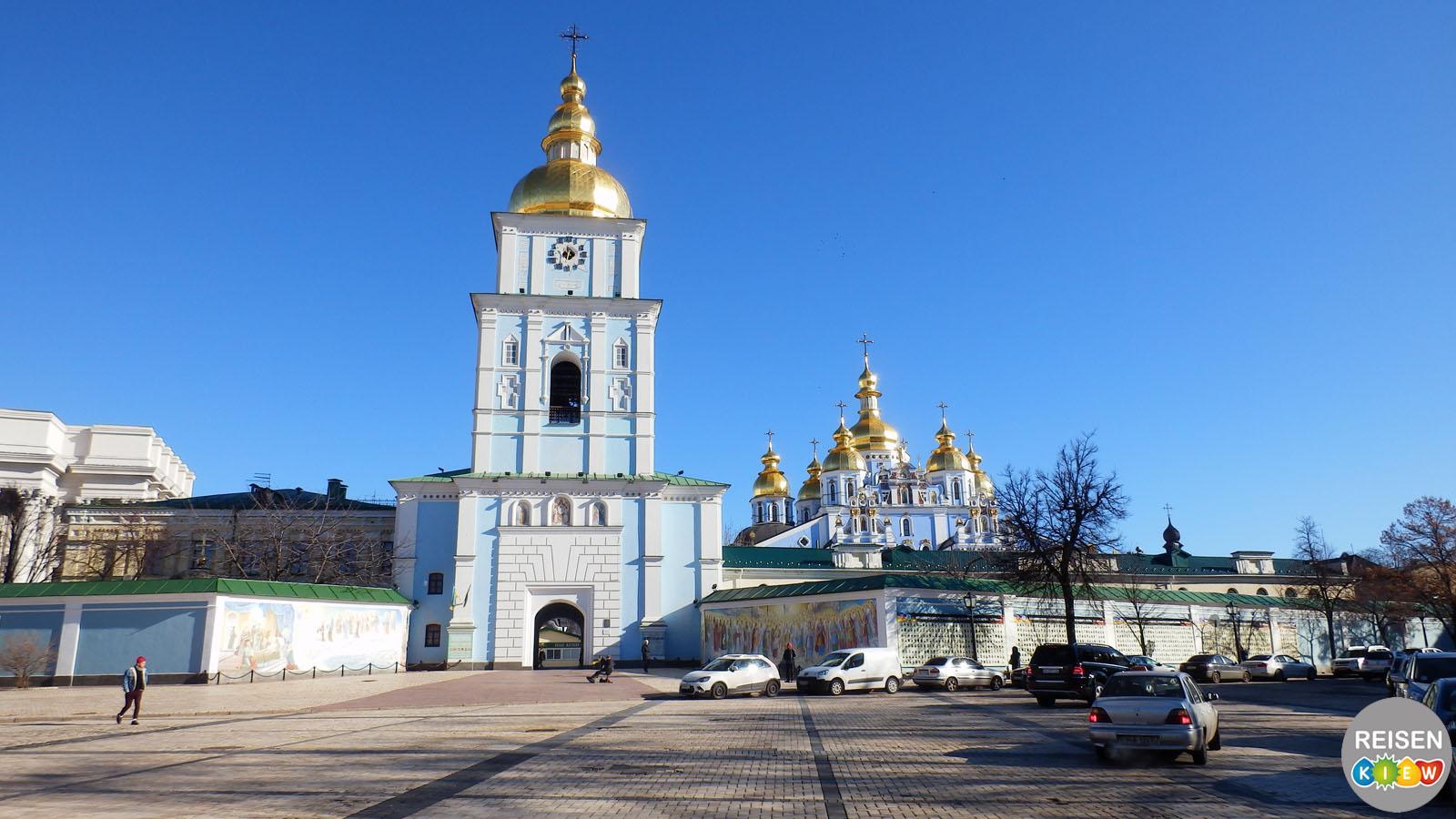Michaelplatz in Kiew