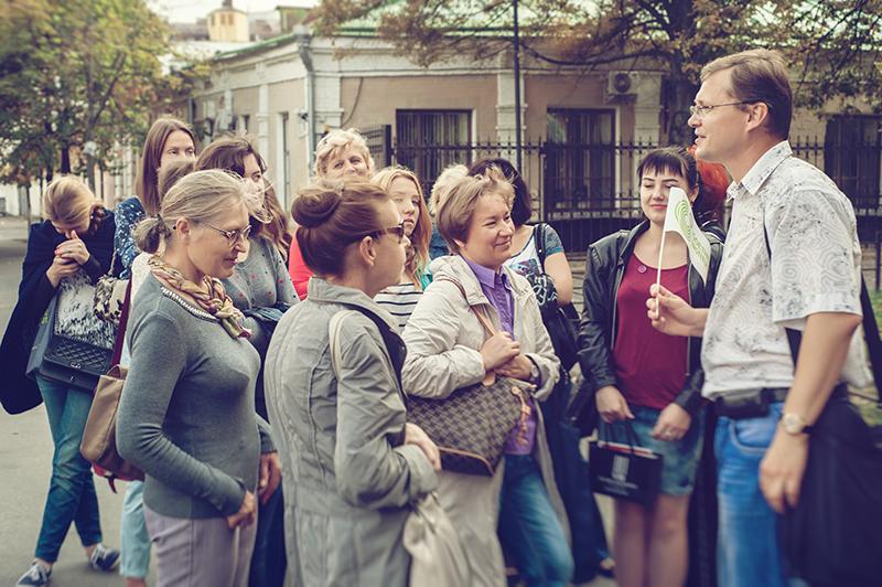 Pavlo Miadzel | Stadtführer in Kiew