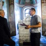 offizieller Besuch in der Ukraine