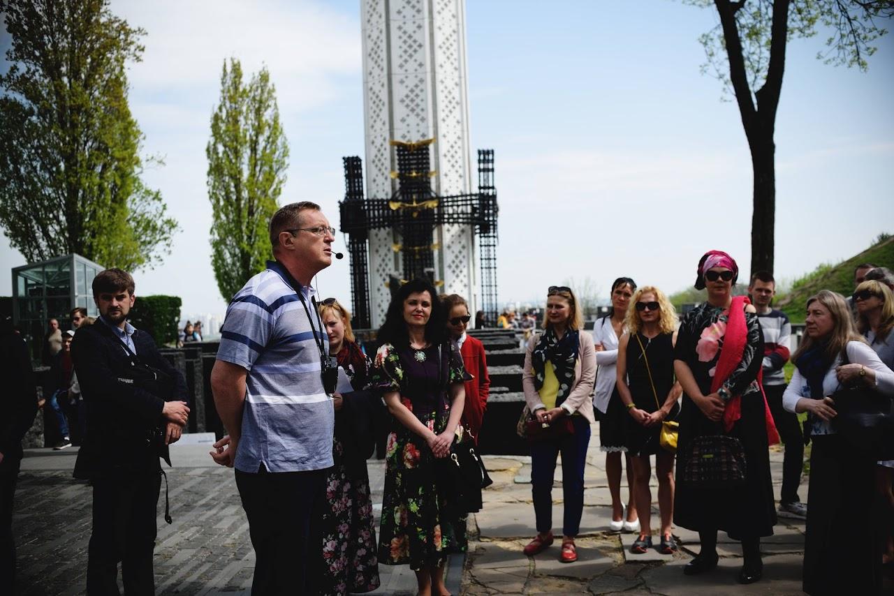 Igor Plaschkin. Stadtführer in Kiew